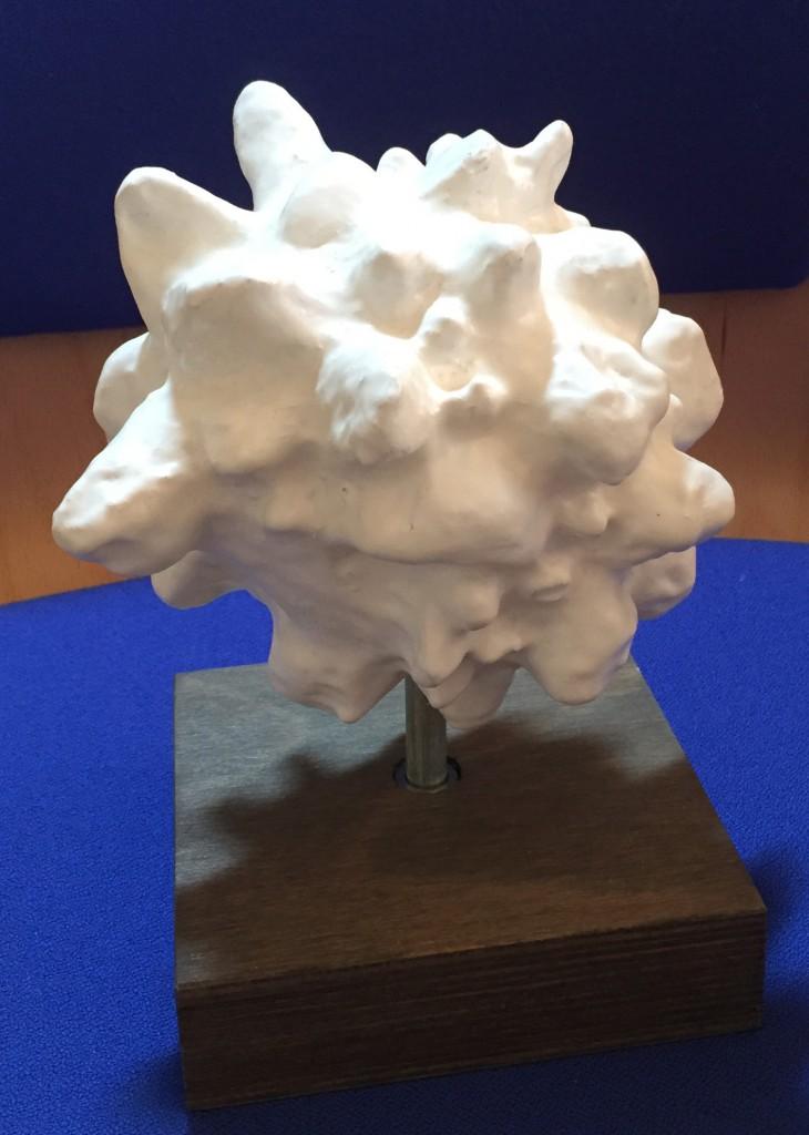 Nikolai Dotzek Award Trophy