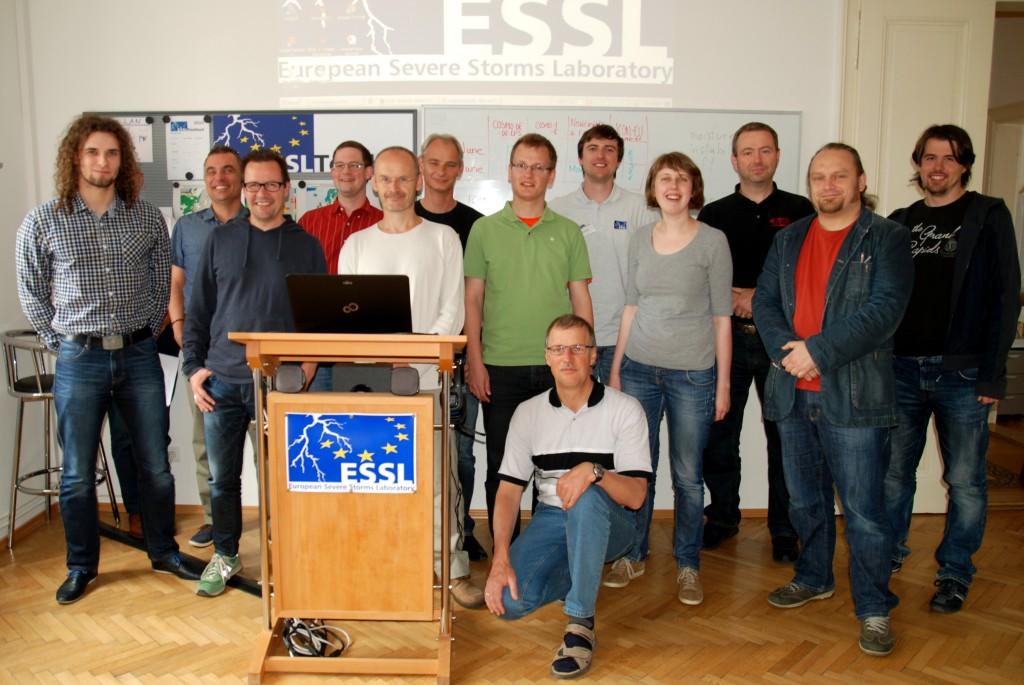 ESSL Testbed2015 week3 team.