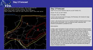 day 2 forecast level 2